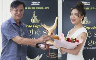 Hoàng Thùy Linh, Phan Mạnh Quỳnh, DTAP, Amee...Những nghệ sĩ trẻ được Cống hiến gọi tên