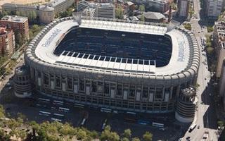 Real Madrid biến sân Bernabeu thành nơi tập kết thiết bị y tế chống COVID-19