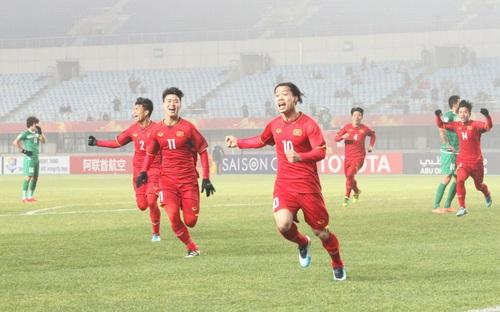 Công Phượng là khắc tinh của các đội bóng Tây Á