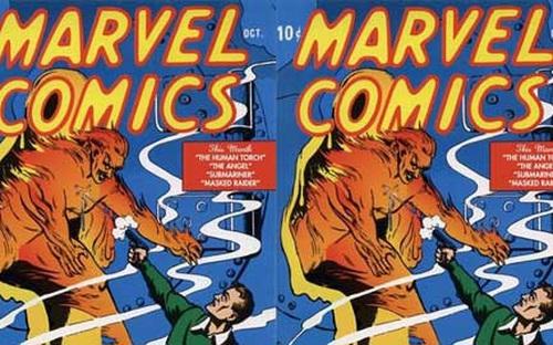 Cuốn truyện tranh đầu tiên của Marvel đạt giá triệu đô