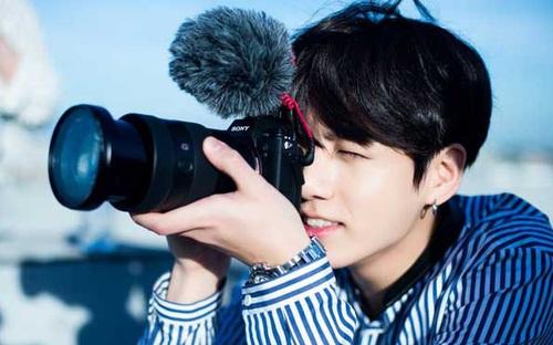 Kpop: Jungkook BTS lại được khen ngợi có tố chất của một nhà làm phim tài ba