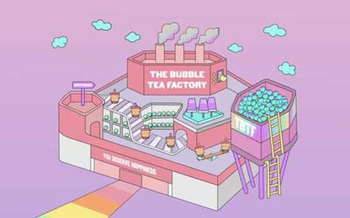 Du lịch: The Bubble Tea Factory – Bảo tàng trà sữa độc đáo của Singapore