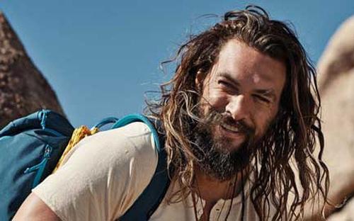 """""""Aquaman"""" Jason Momoa được bầu chọn là """"Người đàn ông của năm"""""""