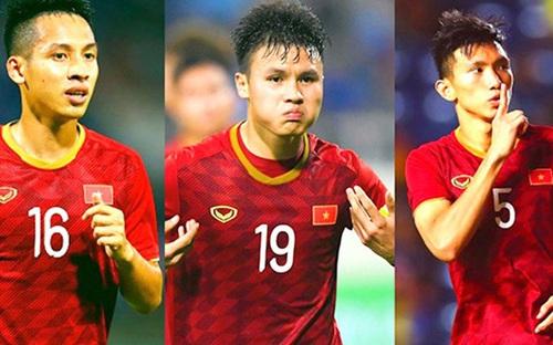 Đội tuyển Việt Nam vượt trội ở danh sách 11 cầu thủ xuất sắc nhất Đông Nam Á 2019