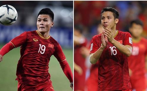 Hùng Dũng - Quang Hải: Ai xứng đáng giành Quả bóng vàng VN 2019?