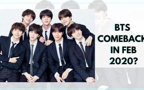 Tin Kpop: Lộ tựa đề lẫn ngày phát hành album comeback của BTS?