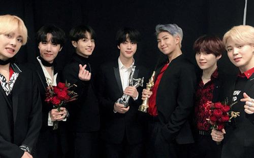 Tin Kpop: BTS độc chiếm Daesang và những tranh cãi quanh Golden Disc Awards 2020