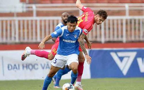 Bóng đá Việt Nam: Highlight Sài Gòn 0-0 Quảng Ninh vòng 13 V-League