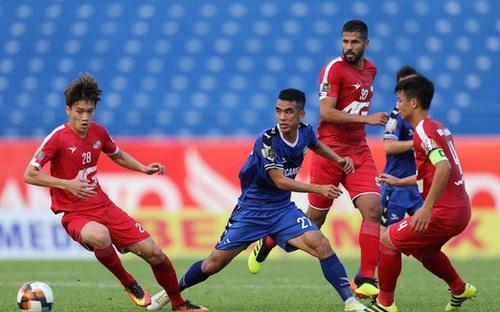 Bóng đá Việt Nam: Highlights Bình Dương 2-0 Viettel vòng 13 V-League