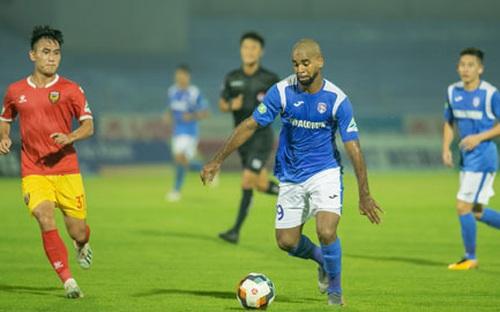 VIDEO: Highlights và bàn thắng: Than Quảng Ninh 3–0 B.Bình Dương