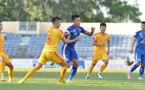 Highlights và bàn thắng: Thanh Hóa 2-1 Quảng Nam