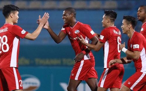 Bàn thắng và Highlight: Viettel 1-0 Becamex Bình Dương, vòng 3 giai đoạn 2 V-League 2020