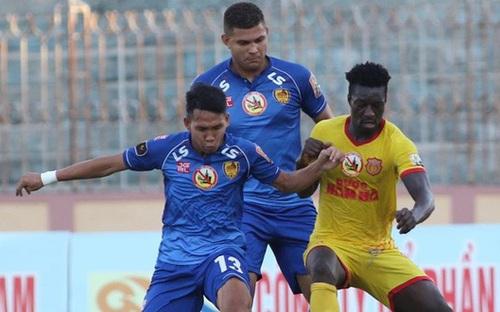 VIDEO: Bàn thắng và Highlights Quảng Nam 2-0 Nam Định, Vleague 2020 vòng 3 GD 2