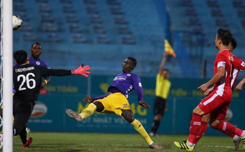 Bàn thắng và highlight Viettel 0-0 Hà Nội, vòng 5 nhóm A V League 2020