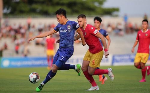 Highlight và bàn thắng: Bình Dương 1-1 Hà Tĩnh, vòng 5 giai đoạn 2 V-League
