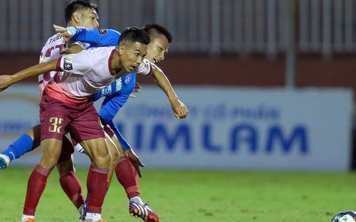 VIDEO: Highlights Sài Gòn FC -2 1 Than Quảng Ninh - Vleague 2020 vòng 4 giai đoạn 2