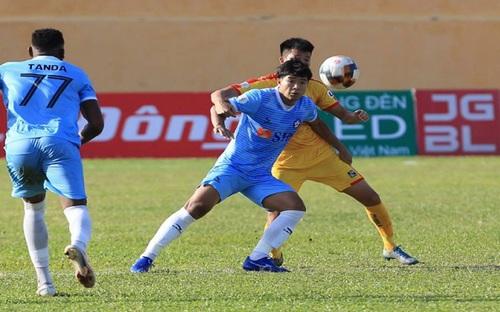 VIDEO: Highlights và bàn thắng: SHB. Đà Nẵng 3-3 Thanh Hóa