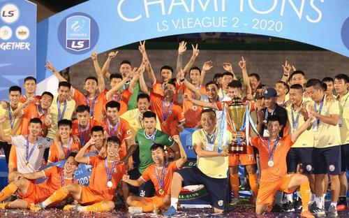 Bàn thắng và highlight Bình Định 1-0 Nam Định, vòng 5 nhóm A Hạng Nhất Quốc Gia 2020