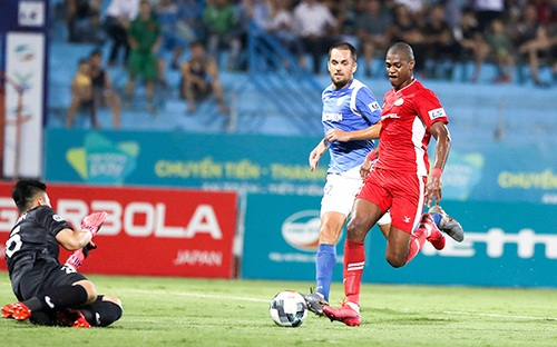 Highlights Viettel 1-0 Than Quảng Ninh, Vòng 6 Vleague 2020 giai đoạn 2