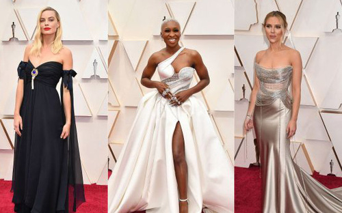 Những trang phục ấn tượng nhất thảm đỏ Oscar 2020