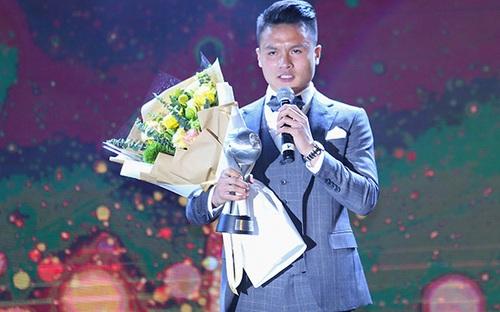 Tạp chí Forbes vinh danh Quang Hải