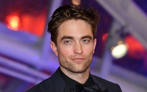 Chiêm ngưỡng gương mặt tỷ lệ vàng của Robert Pattinson