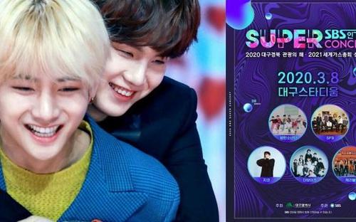 Giữa dịch cúm Corona, BTS xác nhận biểu diễn tại SBS Super Concert