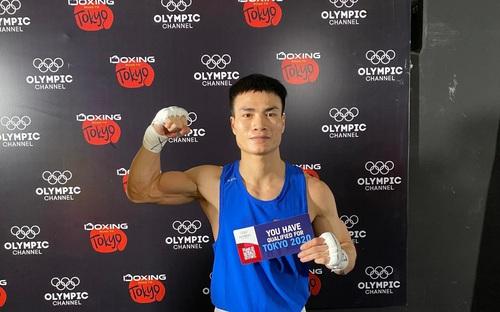 Võ sĩ Nguyễn Văn Đương đoạt vé thứ 5 dự Olympic Tokyo 2020