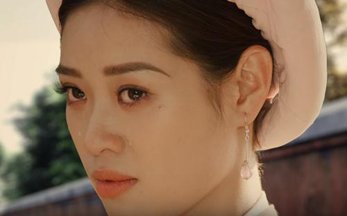 Ánh mắt đẫm lệ của Hoa hậu Khánh Vân trong Phượng Khấu ám ảnh người xem