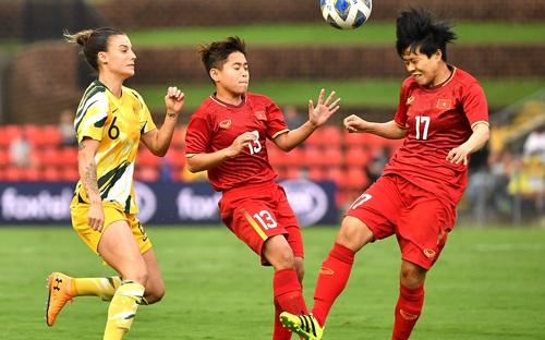 Đội tuyển nữ Việt Nam xếp số 1 khu vực Đông Nam Á tháng 3/2020