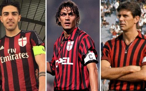 Gia đình Maldini: Những người tạo ra lịch sử cho AC Milan
