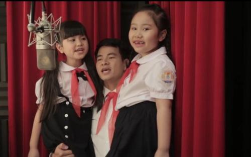 Nghe lại ca khúc của nhạc sĩ Phong Nhã do Xuân Bắc, Đinh Mạnh Ninh, Bình An... cùng 1250 em thiếu nhi thể hiện