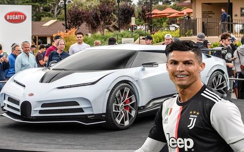 VIDEO: Bất chấp giảm lương vì COVID-19, Ronaldo vẫn mua siêu xe 212 tỷ đồng