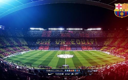 Barcelona bán bản quyền tên SVĐ Nou Camp