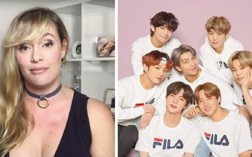 Shallon Lester - Nữ diễn viên đang bị chỉ trích vì miệt thị BTS là ai?