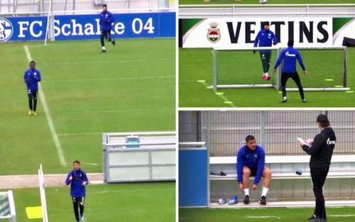 Schalke 04 là CLB đầu tiên ở Bundesliga trở lại tập luyện trước dịch bệnh Covid-19
