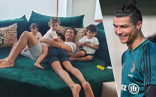 Khám phá dinh thự hoành tráng của Ronaldo tại Turin