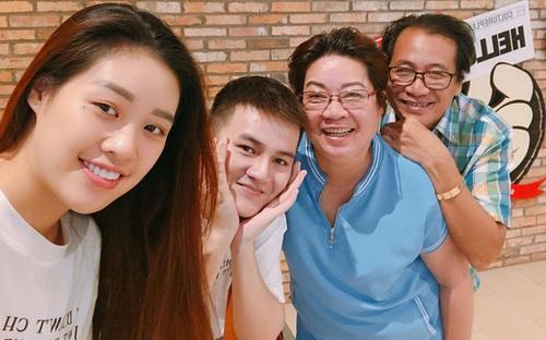 Hoa hậu Nguyễn Trần Khánh Vân tiết lộ con người thật của mình và hành trình tới Miss Universe 2020