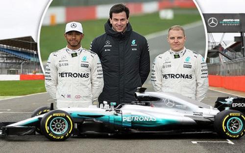 Mercedes đua thử trước chặng mở màn F1 2020