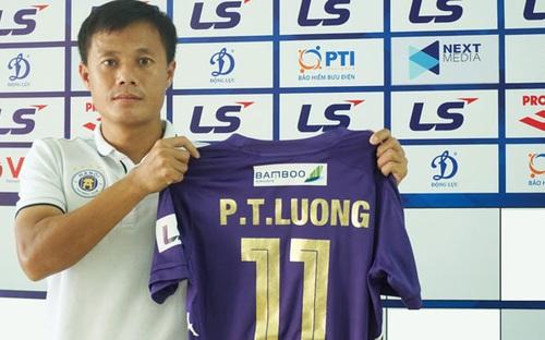 CLB Hà Nội gia hạn hợp đồng thêm 2 năm với Thành Lương