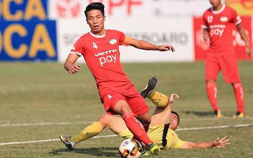 Bàn thắng và Highlight Viettel 1-2 Thanh Hóa