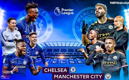 Soi kèo bóng đá Chelsea - Manchester City. Trực tiếp bóng đá Vòng 31 Ngoại hạng Anh. K+. K+PM