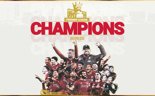 Liverpool vô địch Premier League: 30 năm thất bại và quay lại đỉnh cao