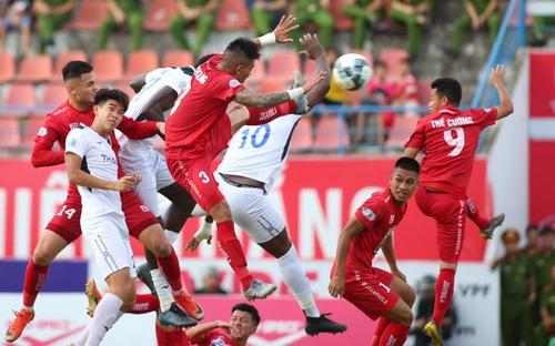 Highlights Hải Phòng 0-0 HAGL