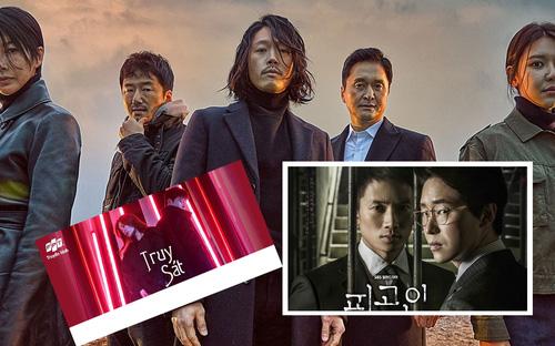 Top 5 phim trinh thám ăn khách nhất Hàn Quốc trong những năm gần đây