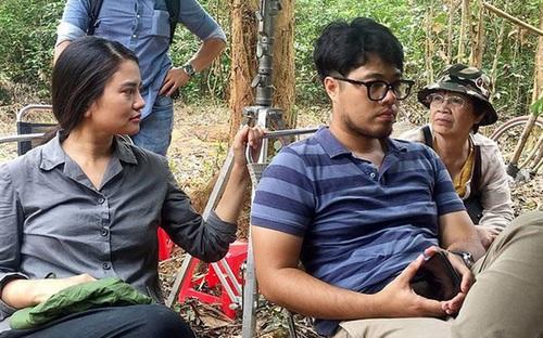 """Đạo diễn """"Truyền thuyết về Quán Tiên """" Đinh Tuấn Vũ: Làm phim bối cảnh chiến tranh khó nhưng thú vị!"""