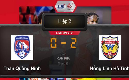 Than Quảng Ninh 0-2 Hồng Lĩnh Hà Tĩnh