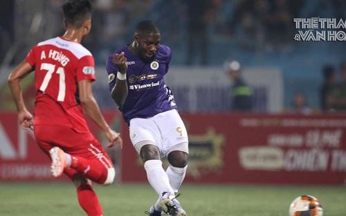 Hà Nội 3-0 HAGL: Chiến thắng dễ dàng với đội bóng thủ đô