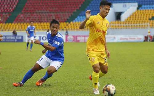 Bàn thắng và Highlight Nam Định 1-0 Quảng Nam: Thành Nam mở hội