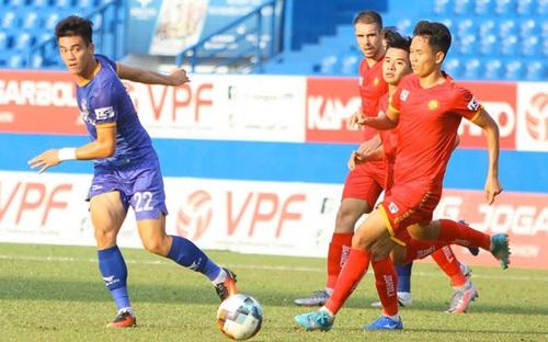 Bàn thắng và highlight Becamex Bình Dương 0-1 Thanh Hóa